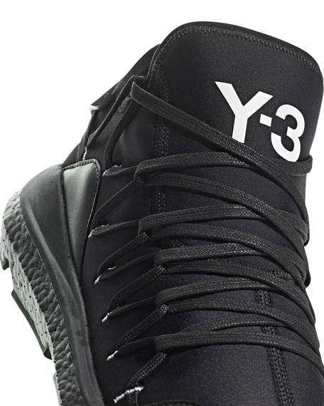 325415daa Y-3 Men s Kusari Knit Running Sneakers