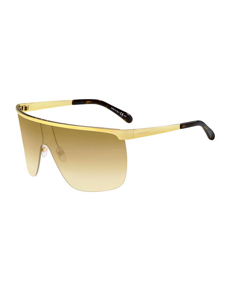 1529362628 Givenchy Men s Metal Shield Sunglasses