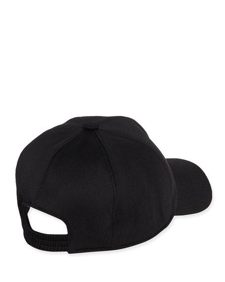 15085306afd Ermenegildo Zegna Men s Cashmere Baseball Cap