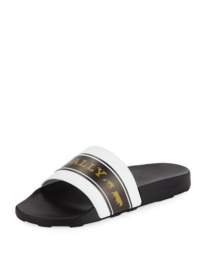 Men's Ani 9 Rubber Pool Slide Sandals
