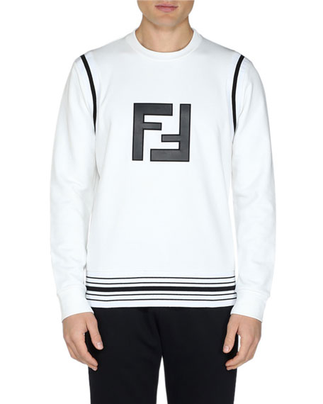 Men's FF Cotton-Blend Sweatshirt