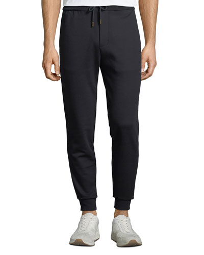 Men's Double-Face Track Pants