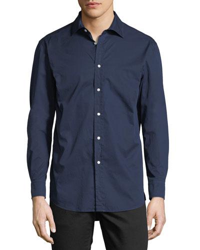 Men's Dye Fine Twill Shirt
