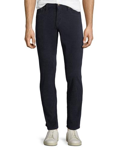 Men's 5-Pocket Slim-Leg Stretch Jeans