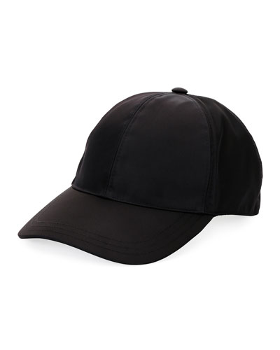 Men's Logo-Plaque Baseball Cap