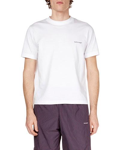 Men's Copyright Logo T-Shirt
