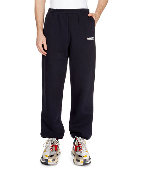 Men's Campaign Logo Sweatpants