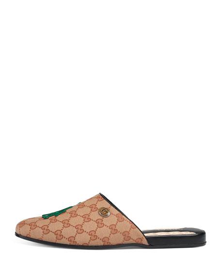 681b94933f077c Gucci Original GG Slipper with LA Angels™ Patch