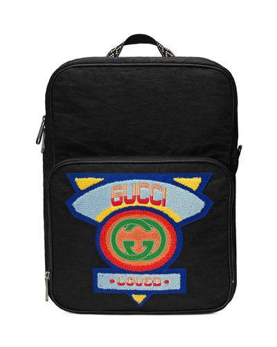 8528adb04747 Men's Backpacks : Leather & Canvas Backpacks at Bergdorf Goodman