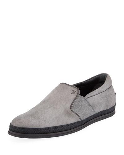 Men's Molveno Espadrille Slip-On Sneakers