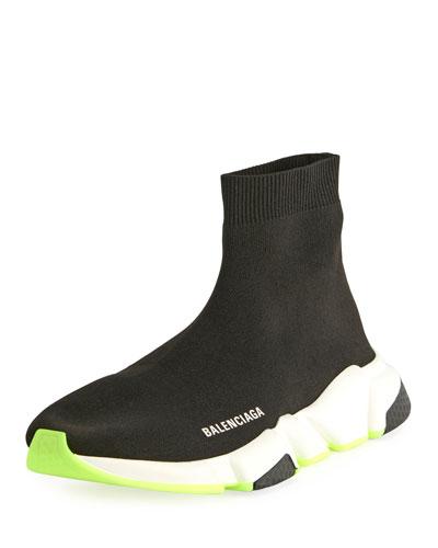 Men's Stretch-Knit Speed Sneaker