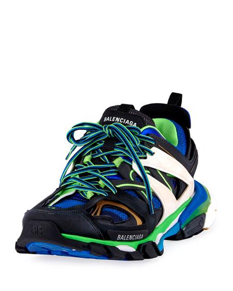 03801c2b75d7 Balenciaga Men s Runway Track Sneakers