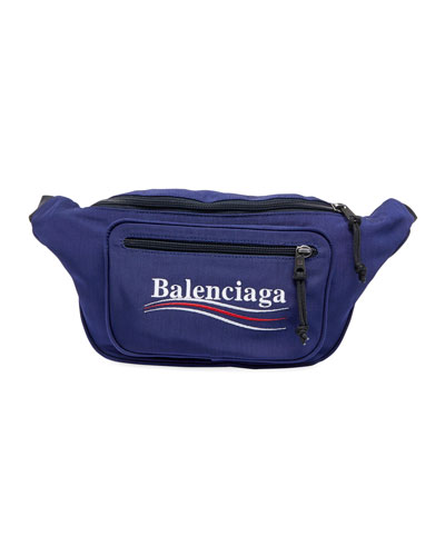 Nylon Fanny Pack with Political Campaign Logo