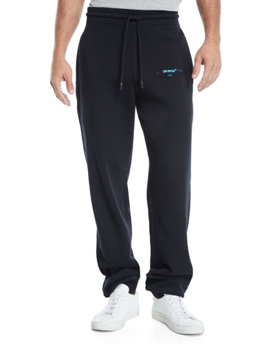 Men's Gradient Cotton Sweatpants