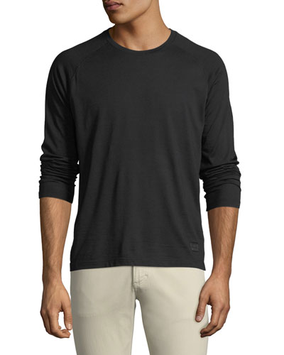Men's Techmerino Jersey Long-Sleeve T-Shirt