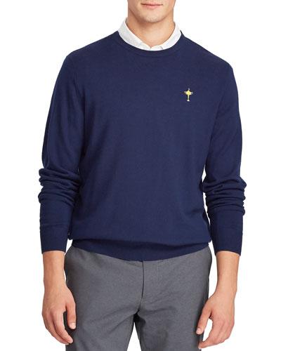 Men s Sunday Ryder Cup Wool Golf Sweater Quick Look. Ralph Lauren 0ef81045735f