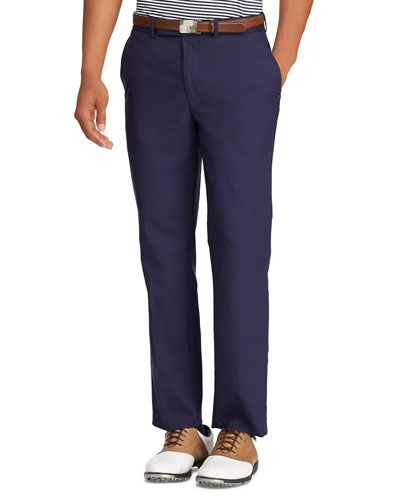 Men's Lightweight Stretch-Twill Golf Pants