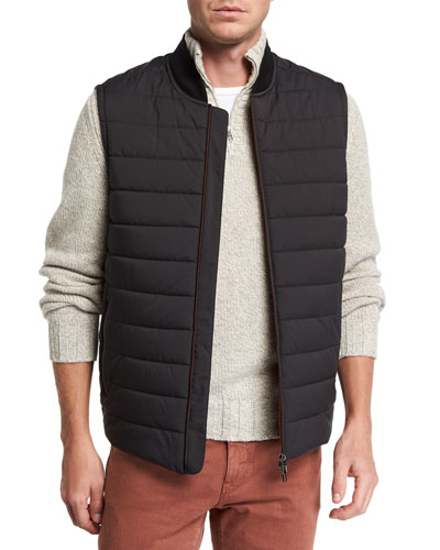 Men's Ontario Zip Vest