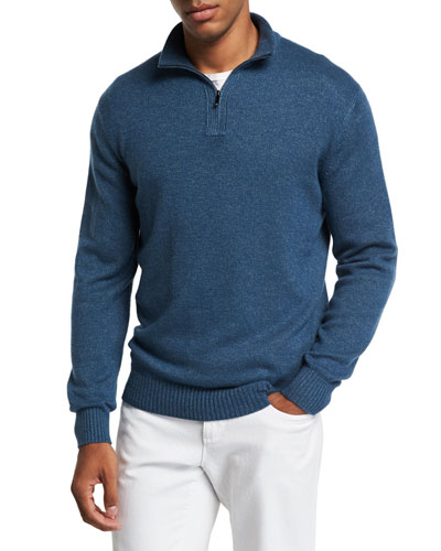 Men's Mezzocollo Bantiger Long-Sleeve Sweater
