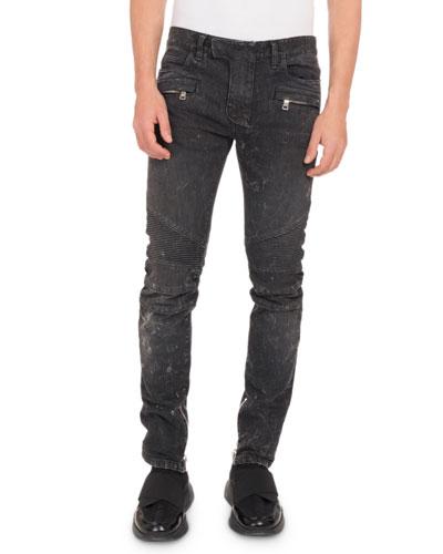 Men's Droit Classic Biker Jeans