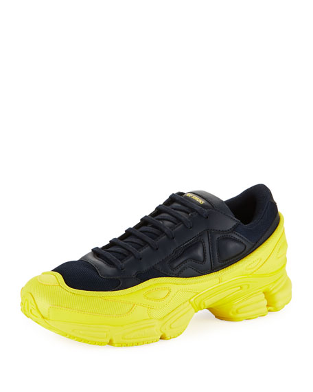 2f2219b5966 adidas by Raf Simons Men s Ozweego Dipped Color Trainer Sneakers ...