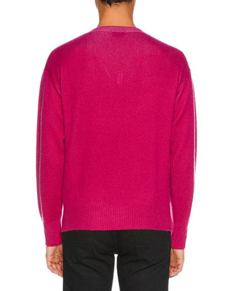 Men's V-Neck Cashmere Sweater