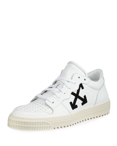 Men's 3.0 Polo Mid-Top Leather Sneakers