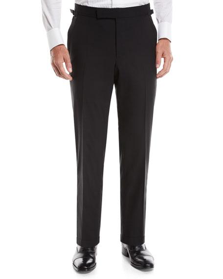 Men's O'Connor Wool Tuxedo Pants