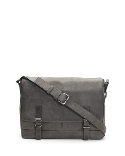 Men's Oliver Flap Messenger Bag