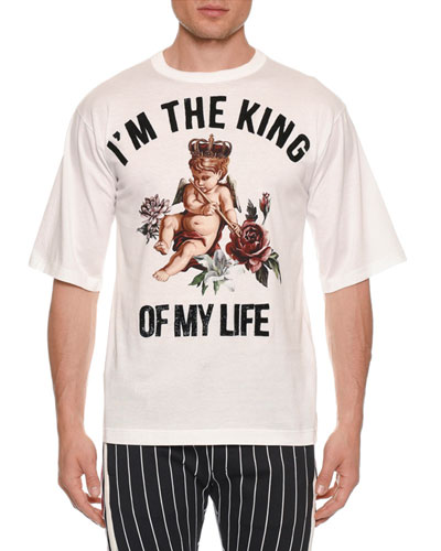 Men's I'm the King Graphic T-Shirt