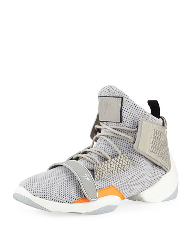 Men's Lightjump High-Top Trainer Sneakers