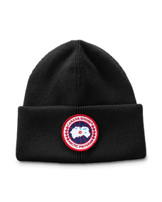 2dbe9a59959 Canada Goose Men s Arctic Disc Toque Knit Beanie Hat