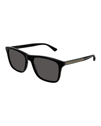 Men's GG0381S001M Sunglasses