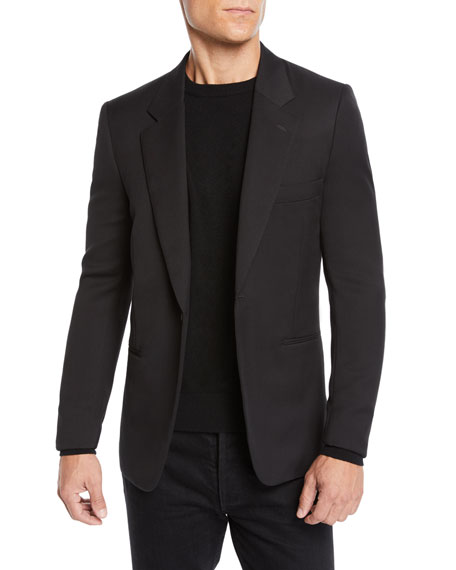 THE ROW Men's Michel Single-Breasted Jacket