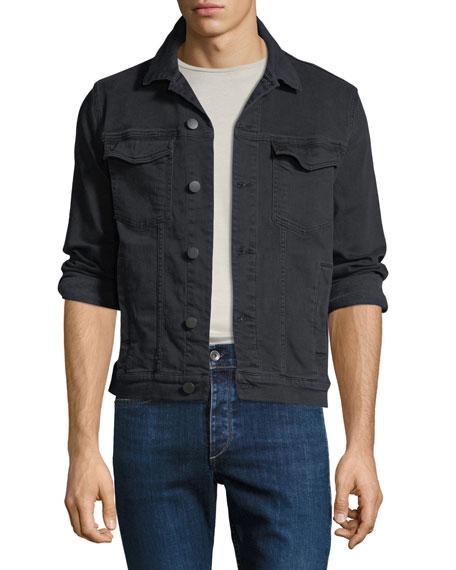 J Brand Men's Acamar Dark Jean Jacket