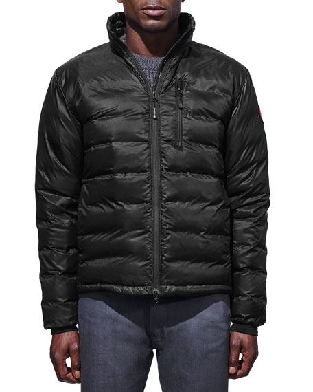 canada goose men s lodge fusion fit down puffer jacket rh bergdorfgoodman com