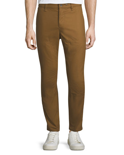 Men's Chore Twill Straight-Leg Pants