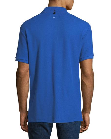 Men's Daggers Pique Polo Shirt