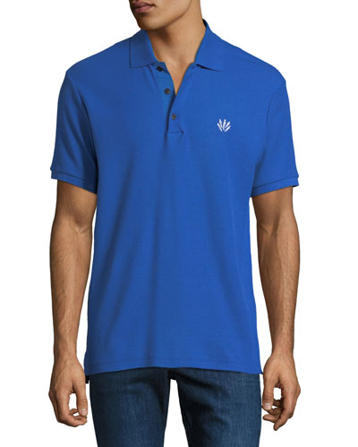 Men's Daggers Pique Polo Shirt