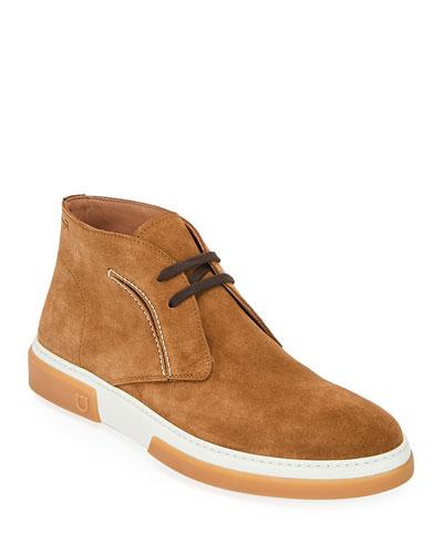 Men's Alder Leather Chukka Boots
