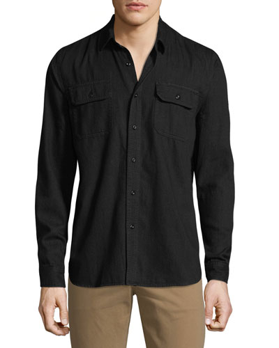 Men's Benning Utility Pocket Shirt