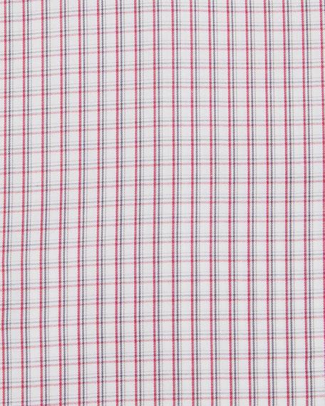 Men's Graph Check Dress Shirt
