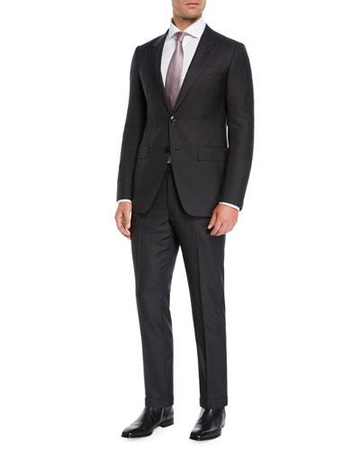 Men's Two-Piece Nailhead Suit