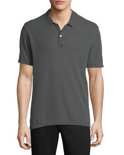 Men's Faded Pique Classic Polo Shirt