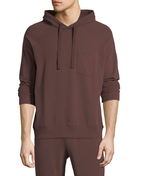 ATM Anthony Thomas Melillo Men's Brushed Fleece Pullover