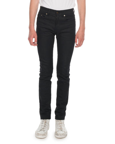 Men's Sunburn-Denim Skinny Jeans