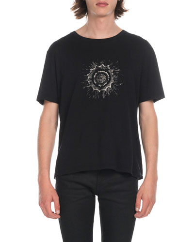 Men's Sun Graphic T-Shirt