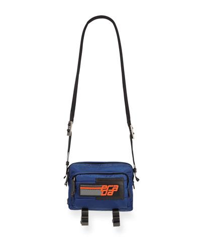 Men's Nylon Messenger Bag