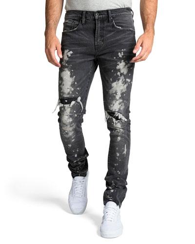 Men s Jeans   Skinny, Distressed   Stretch at Bergdorf Goodman ede84775966f