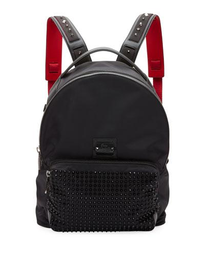 Men's Backloubi Empire Spikes Backpack